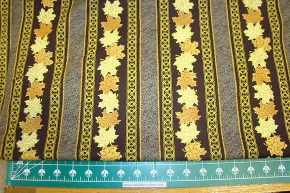 Maple Stories Fall Harvest Border Stripe