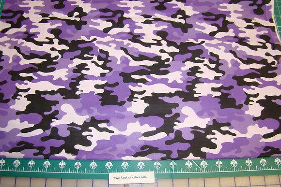 Kickin Camo Purple