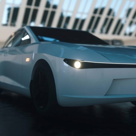 THE NEW INDIAN ENTIRELY ELECTRIC CAR