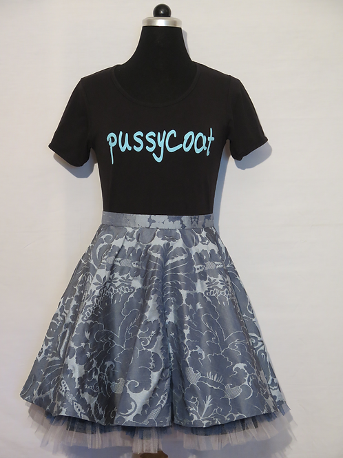 PunkPrincessPettycoat blue glamour