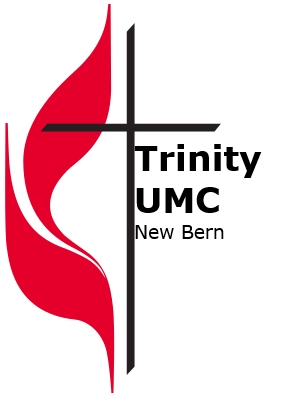 Logo Trinity UMC New Bern