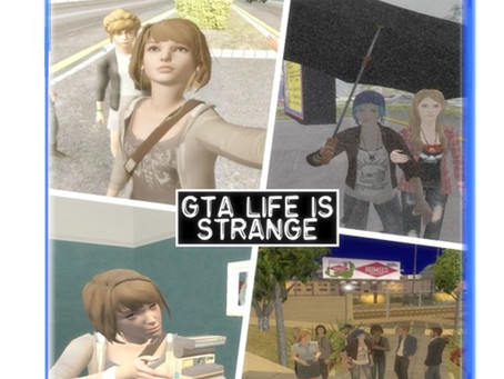 GTA VERSÃO LIFE IS STRANGE