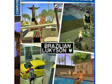 GTA SAN ANDREAS MODIFICADO BRASIL LUKYSON