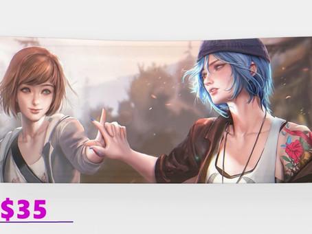 Veja as melhores coleção do jogo Life Is Strange Personalizada