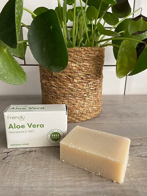 Friendly Soap Aloe Vera Vegan Soap