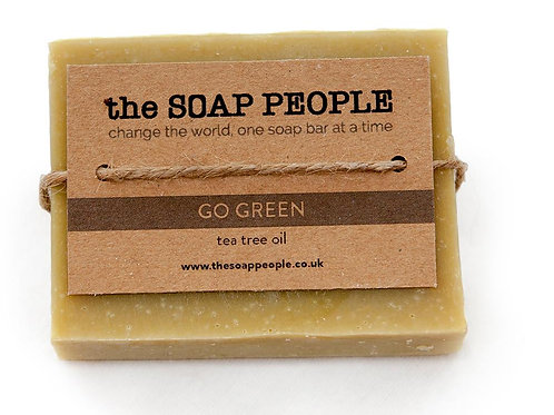Go Green Soap Bar The Soap People