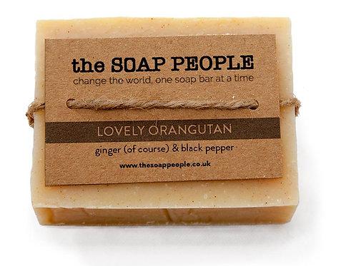 Lovely Orangutan Soap Bar The Soap People