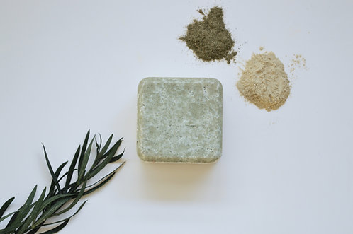 Zero Waste Path 2 in 1 Solid Shampoo Itchy Scalp