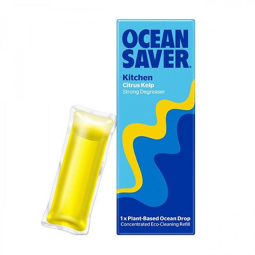 Oceansaver Refill Drop Citrus Kelp Kitchen Degreaser