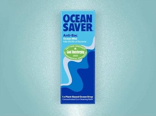 OceanSaver AntiBacterial Cleaning Drops - Ocean Mist