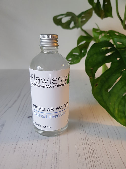 Flawless Micellar Cleansing Water Aloe Vera and Lavender