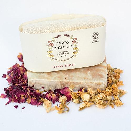 Happy Holistics Flower Power Soap