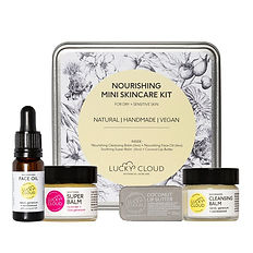 LUCKY CLOUD MINI NOURISHING SKINCARE KIT
