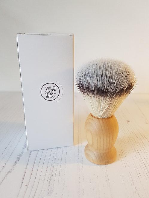 Wild Sage and Co vegan shaving brush