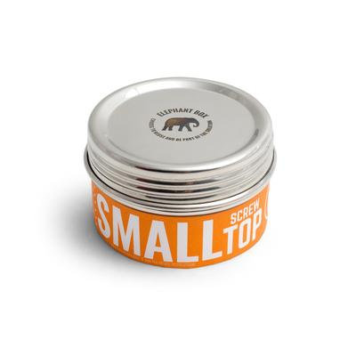 Elephant box small screw twist canister closed