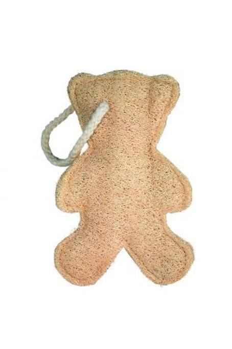 Croll & Denecke teddy bear loofah sponge