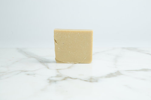 Wild Sage & Co Lemongrass & Teatree soap without packaging