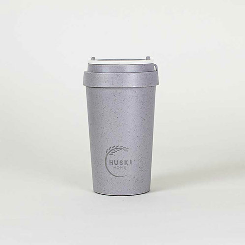 Slate Eco Friendly Travel Cup - 400 ml - Huski Home