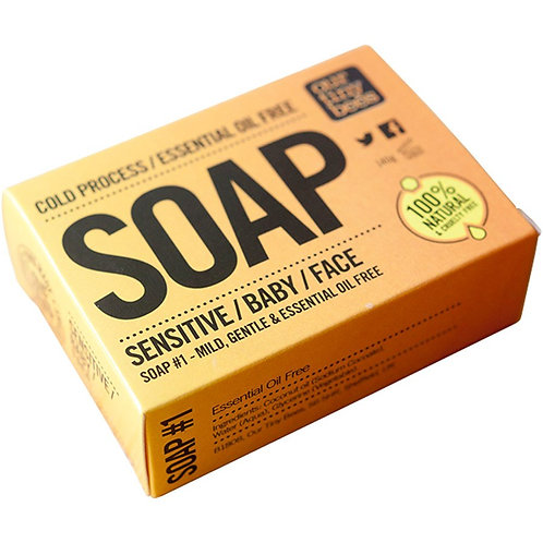 Our Tiny Bees Soap - Sensitive Soap 1