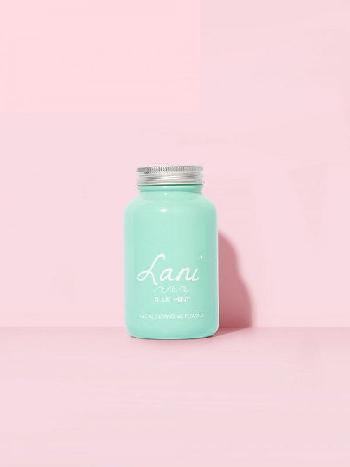 Blue Mint Facial Cleanser - Vegan and Natural - Lani