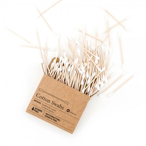 Hydrophil Cotton Swabs Ear Buds in Box Packaging