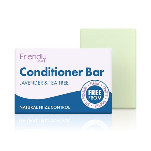 Friendly Soap Lavender & Tea Tree Conditioner Bar
