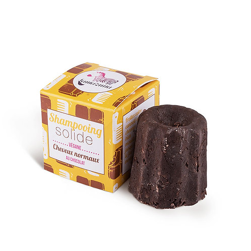 Solid Shampoo normal Hair - Chocolate