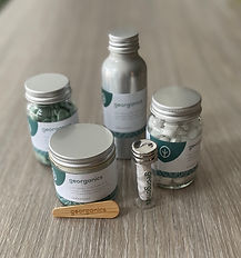 GEORGANICS SPEARMINT DENTAL CARE RANGE.j