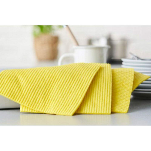 4 pack cellulose reusable compostable dish cloths from Eco Living