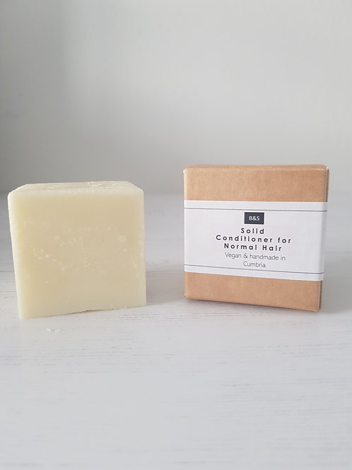 Bain and Savon Solid Conditioner Bar Normal out of box