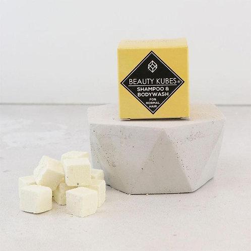 Beauty Kubes Shampoo Cubes - Body Wash & Shampoo