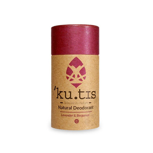 Lavender & Bergamot 55g Kutis Skincare Natural Deodorant