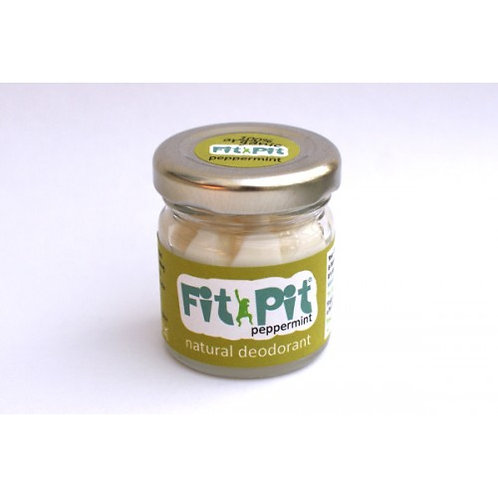 Fit Pit Deodorant Peppermint 25ml