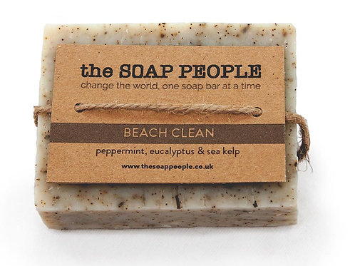 Beach Clean Soap Bar The Soap People