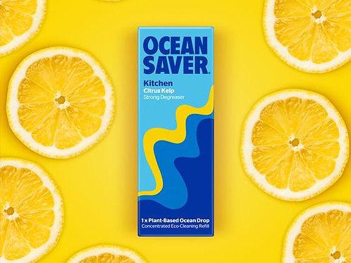 OceanSaver Kitchen Degreaser Cleaning Drops - Citrus