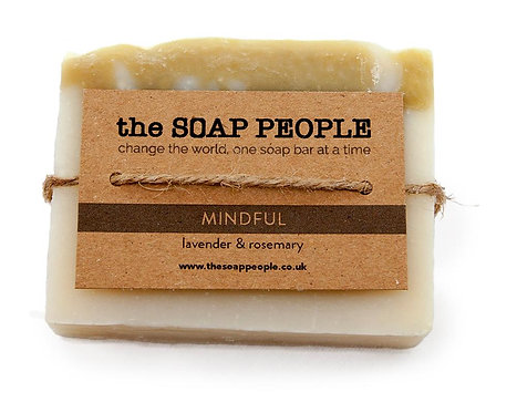 Mindful Soap Bar The Soap People