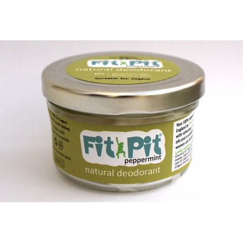 Fit Pit Deodorant Peppermint 100ml