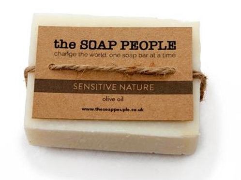 Sensitive Nature Soap Bar - The Soap People