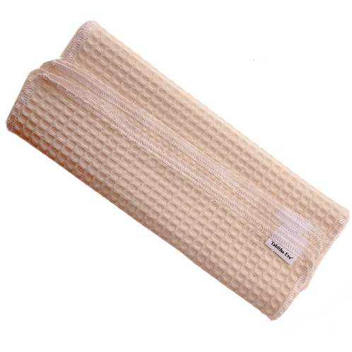 Tabitha Eve set of 5 100% cotton waffle unpaper towels