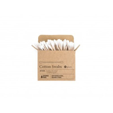 Hydrophil cotton swabs ear buds