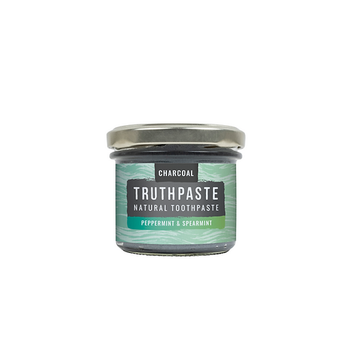 Truthpaste Charcoal, Peppermint & Spearmint Toothpaste