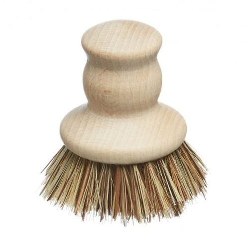 Wooden Pot Brush - Eco Living