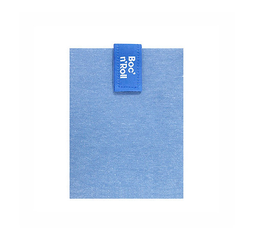 Boc N Roll by Roll Eat - Nature Blue - Reusable Sandwich Wrap