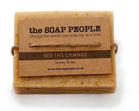 Bee The Change Soap Bar The Soap People