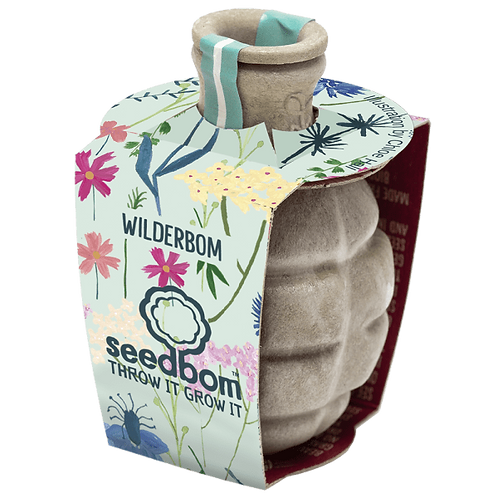 Wilderbom Seedbom Kabloom wildflowers