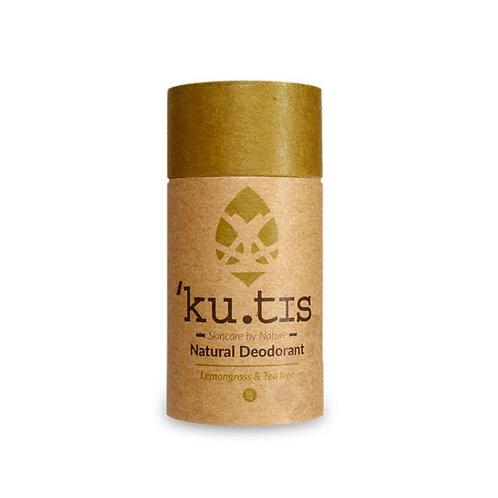 Kutis Skincare Lemongrass & Teatree Natural Deodorant 55g
