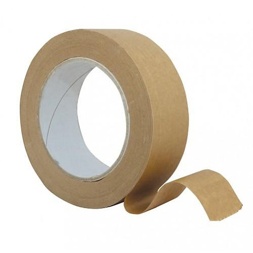 self adhesive paper parcel tape 24mm x 50 m Eco Craft