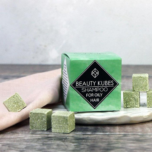 Beauty Kubes Shampoo Cubes - Oily Hair