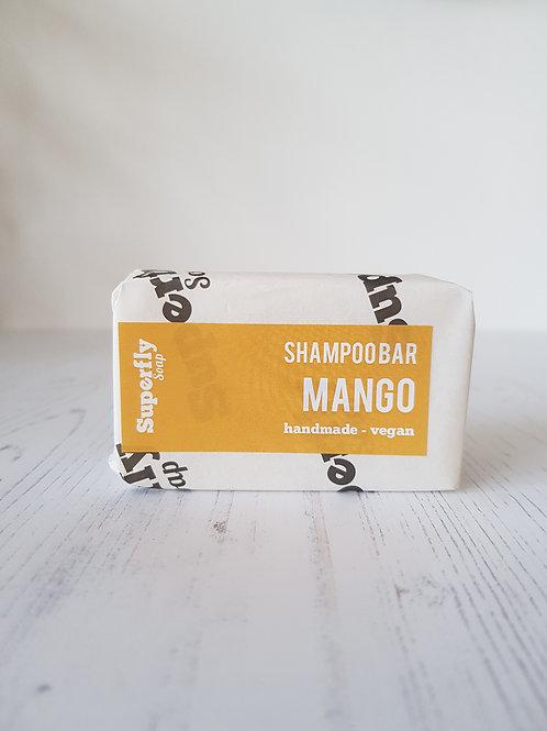 Superfly mango shampoo bar