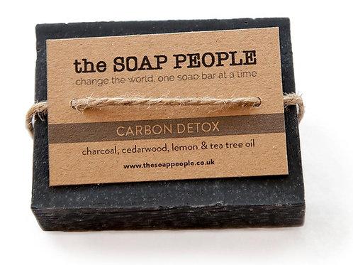Carbon Detox Soap Bar The Soap People